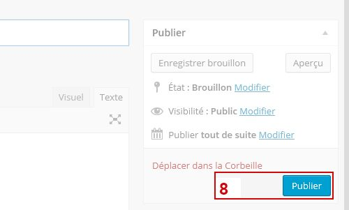 Aide - Les informations 5